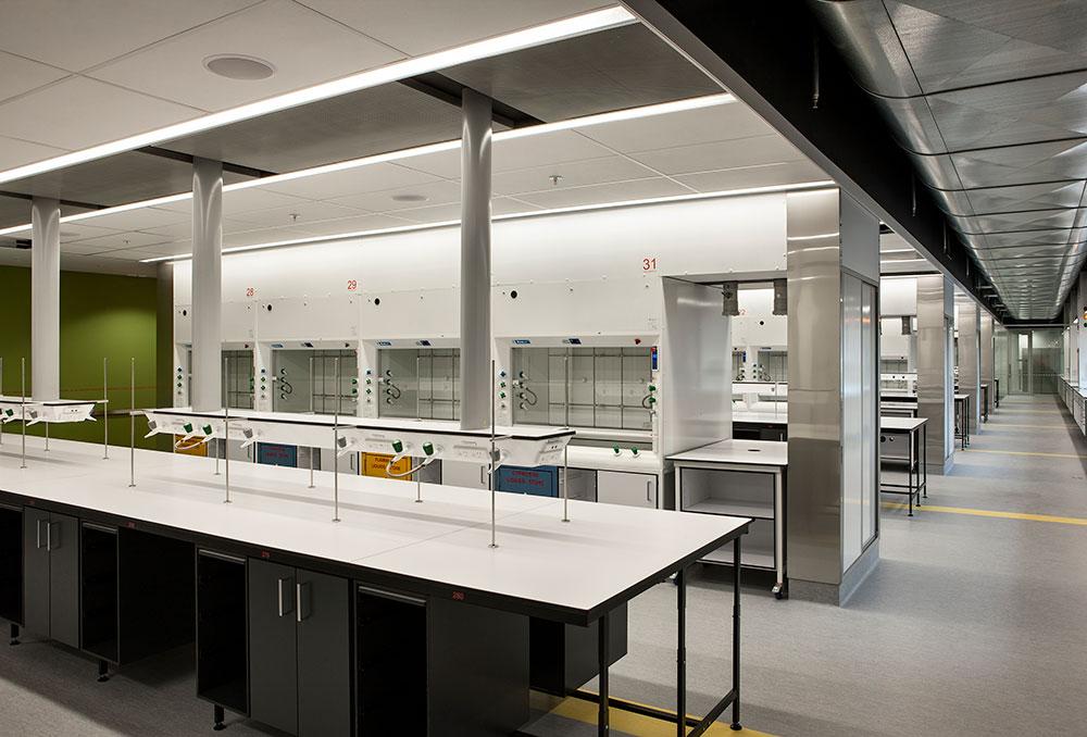 Chemistry Undergraduate Teaching Laboratories