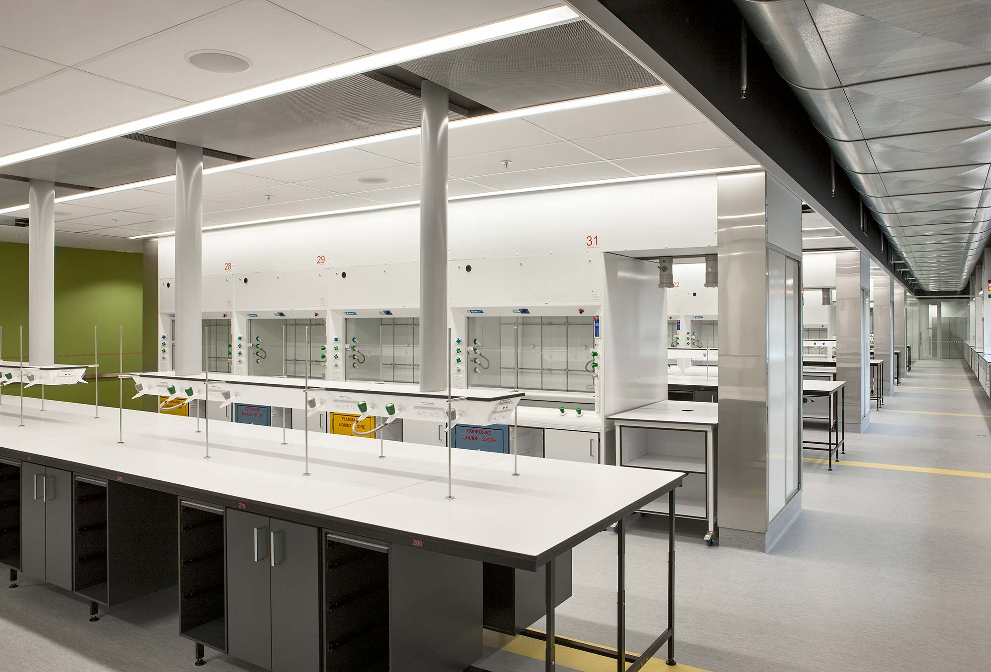 Chemistry Undergraduate Teaching Laboratories