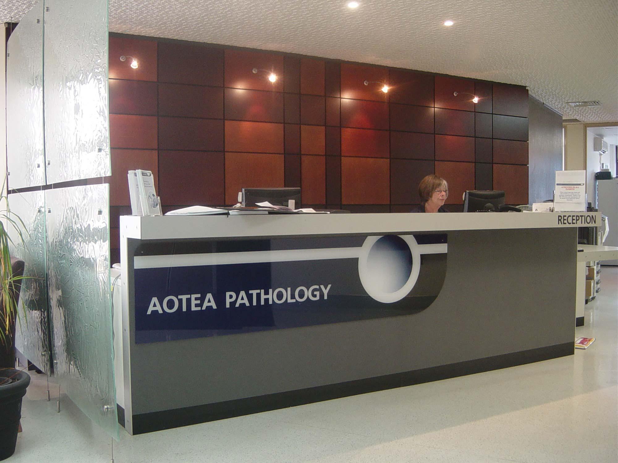 Aotea Pathology