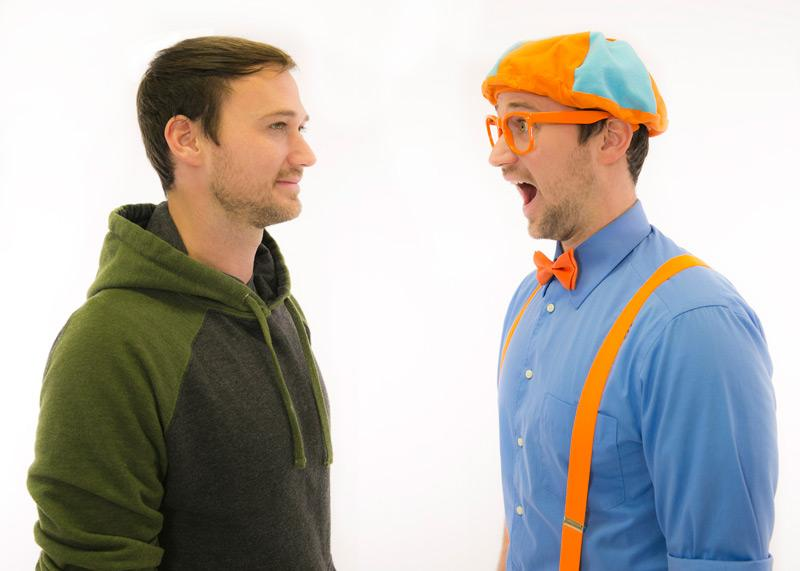 BlippiBlippiBlippi - Say what you want about children watching YouTube, but as a dad of an (almost) two year old, I've become very well versed in content for kids. This particular gentleman has crafted a career providing compelling educational videos. He fully explores lots of places and things like seaplanes, museums, aquariums, and more. He taught my lil' guy to say 'Xylophone' -so I think he's cool.