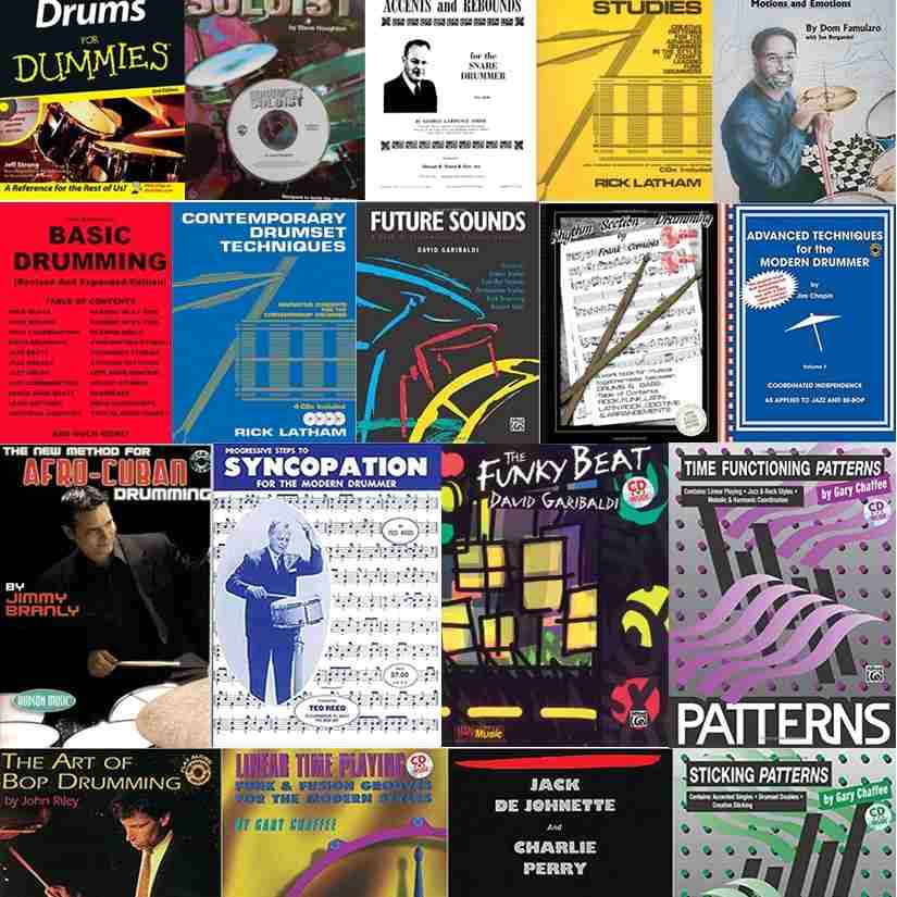 Drum Books