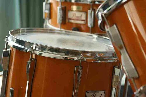 Drum Lessons Kit