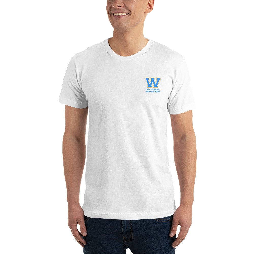 Waitakere Water Polo Supporters Tee