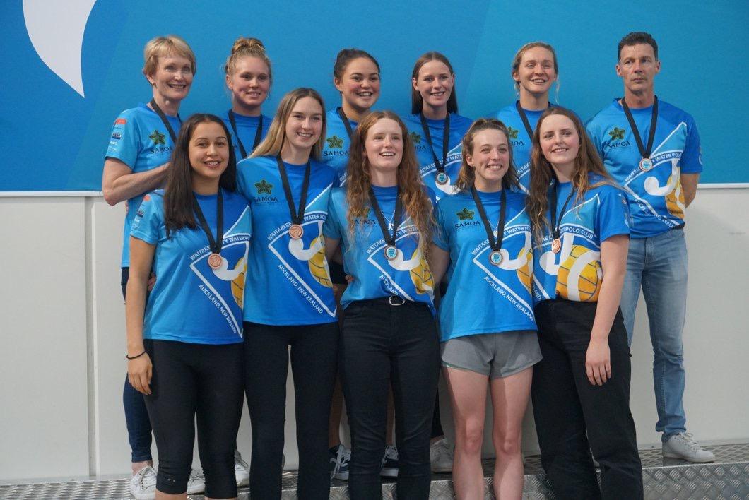 waitakere-water-polo-senior-women-2018
