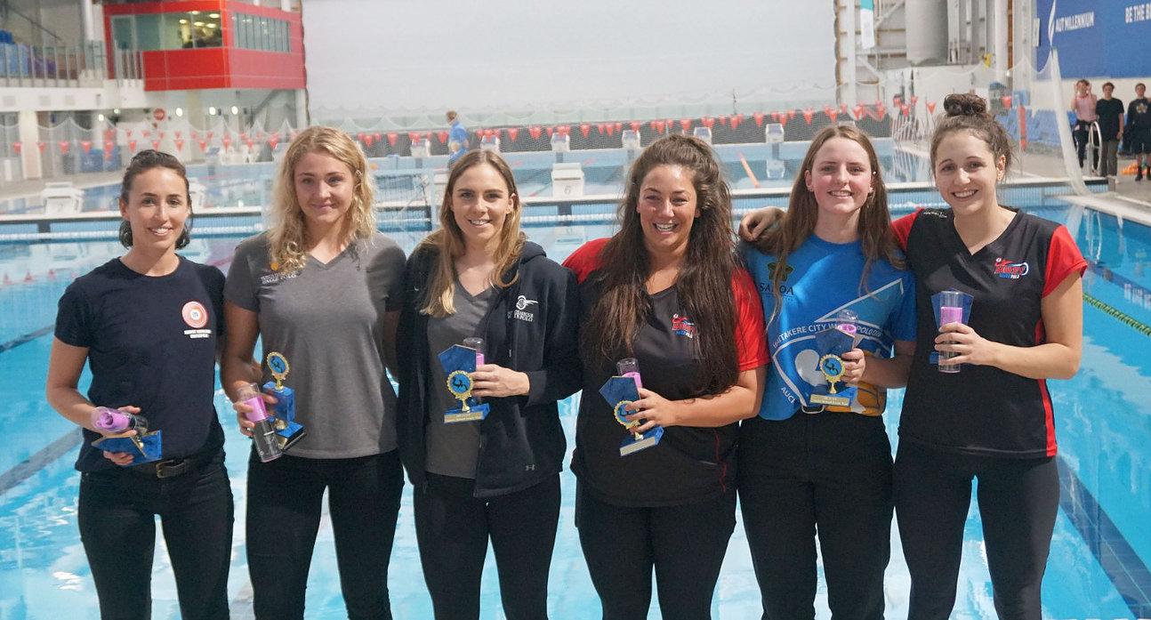 National League Womens Tournament Team