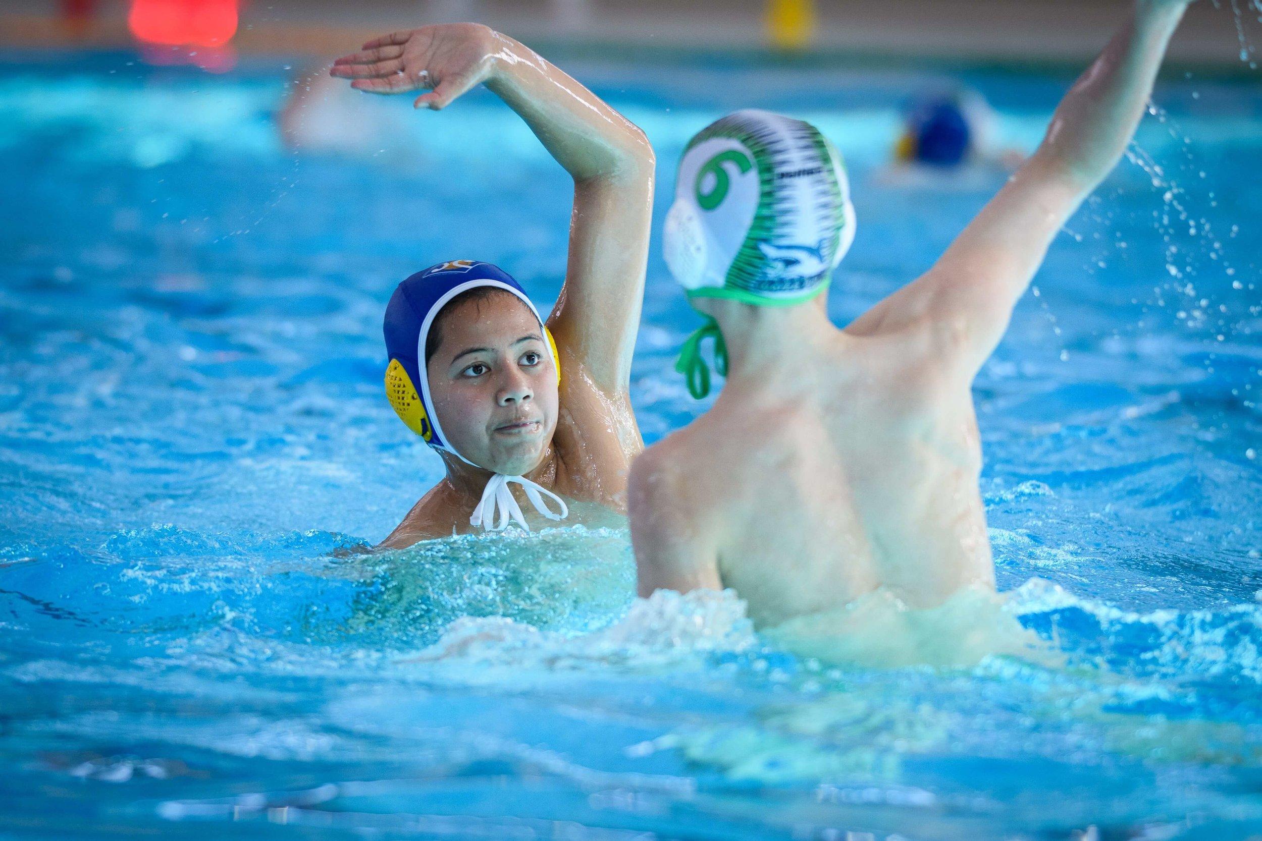 Waitakere Water Polo Under 14 Gold Boys