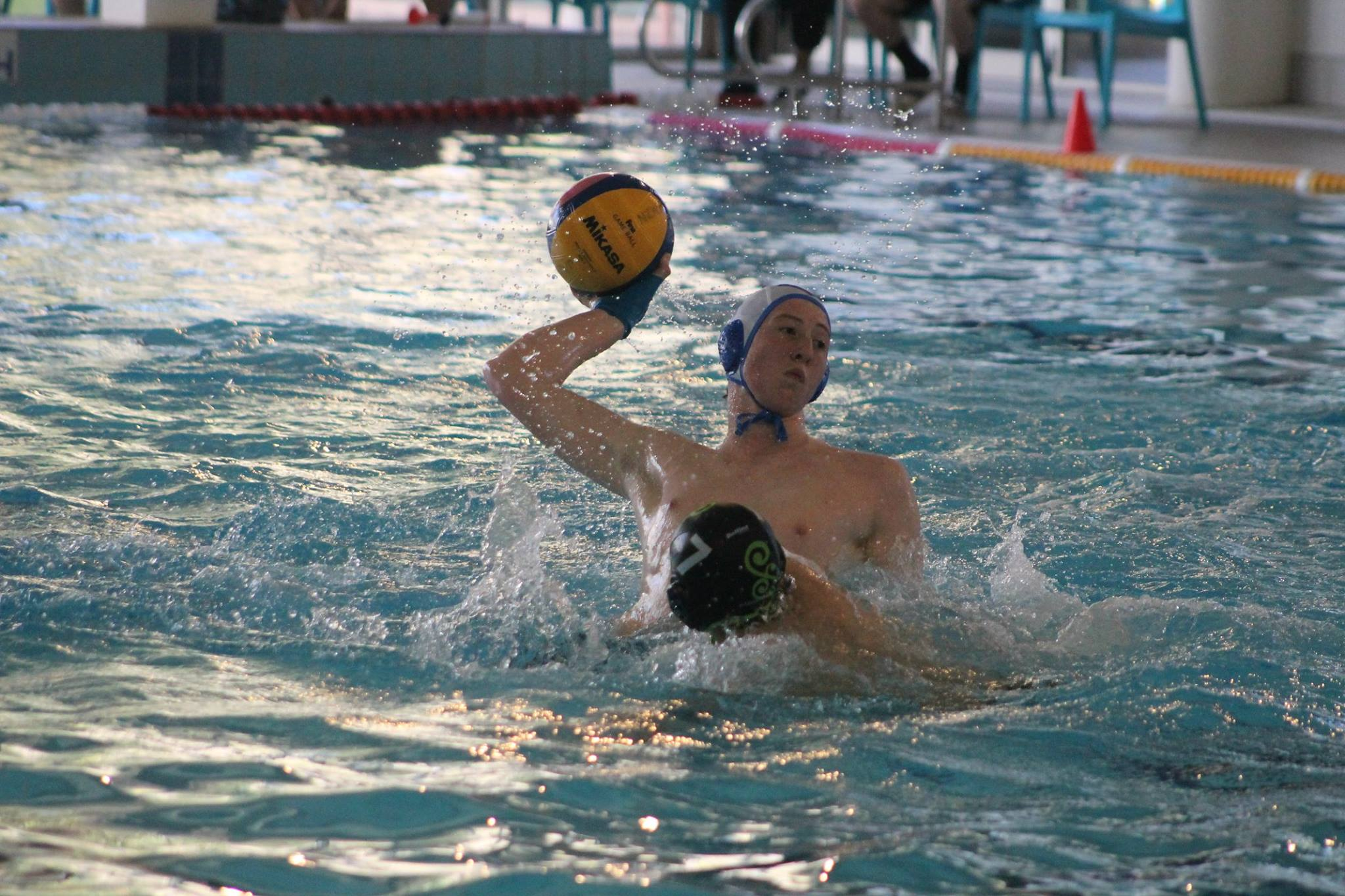 Waitakere Water Polo Under 16 Gold Boys
