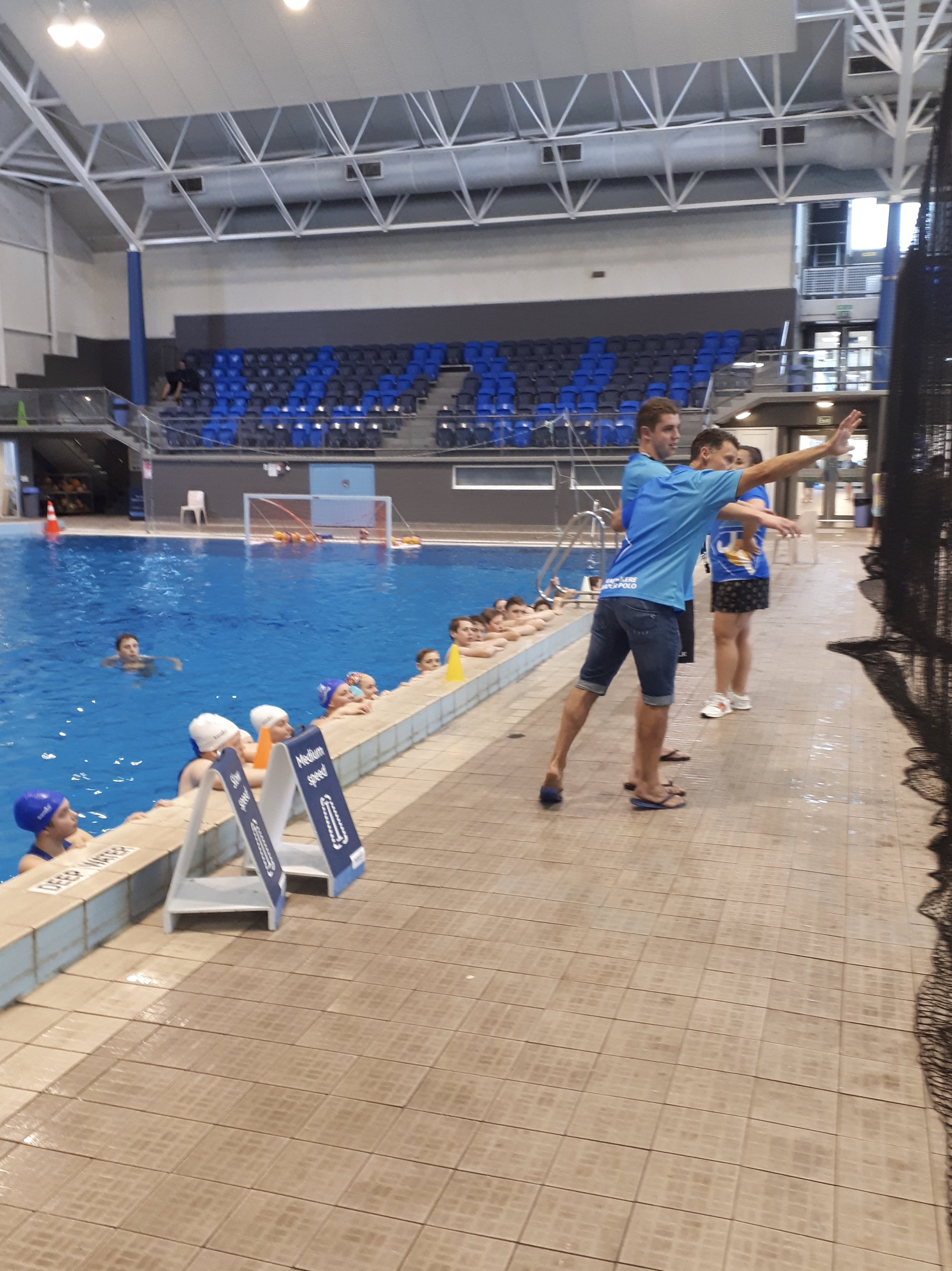Waitakere Water Polo Holiday Camp