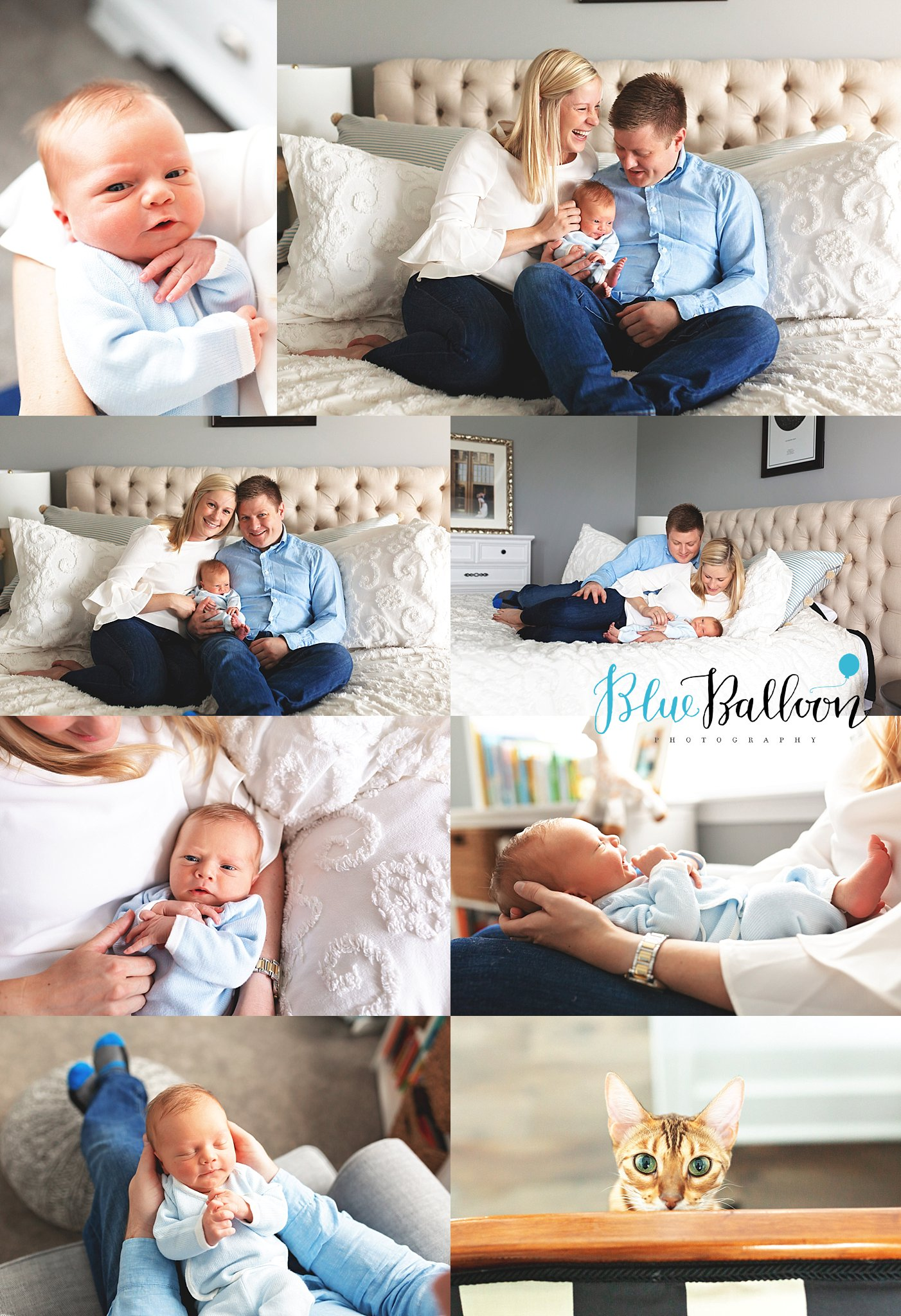 Carmel Lifestyle Newborn Photographer