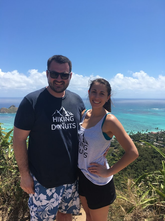 Hiking for Donuts in Hawaii