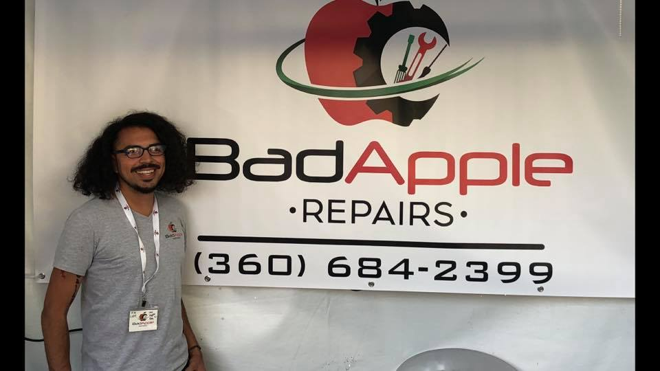 BadApple Repairs Owner Leo Trujillo