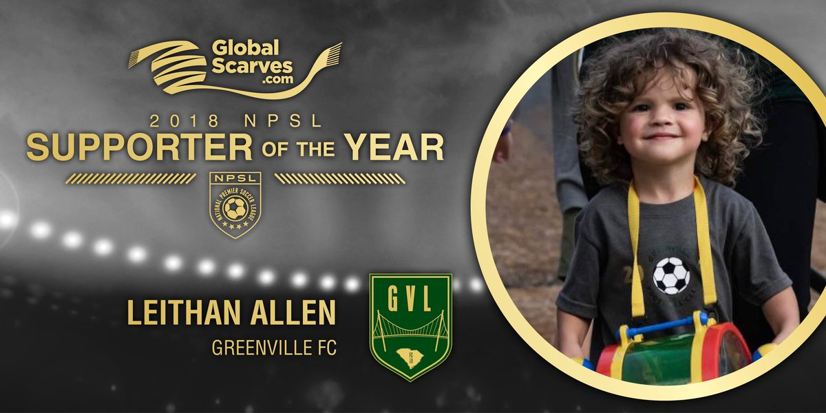 Led by NPSL Supporter of the Year, Leithan Allen, Mill Town Operatives are quickly becoming one of the loudest SGs in the NPSL.