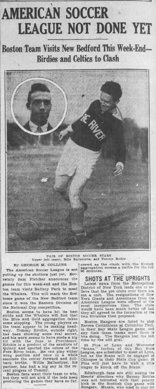 Image courtesy of Boston Globe Archives.