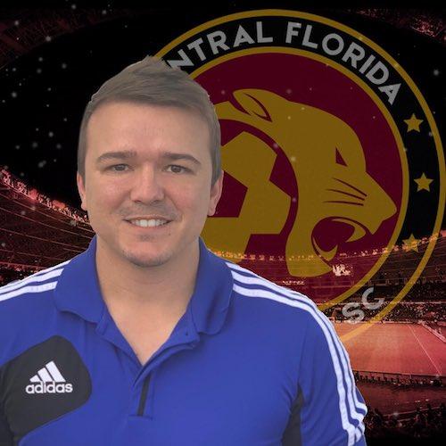 Anton Faith, the new head coach. Image courtesy of  CFSC .