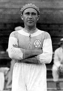 Béla Guttmann (1925) was a Hungarian national team player who would go on to play for several ASL clubs including the Wanderers.