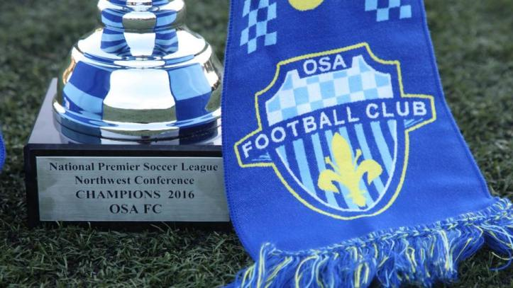 OSA Seattle FC were winners of the NPSL Northwest in 2016 and qualified for the US Open Cup round one the following year.