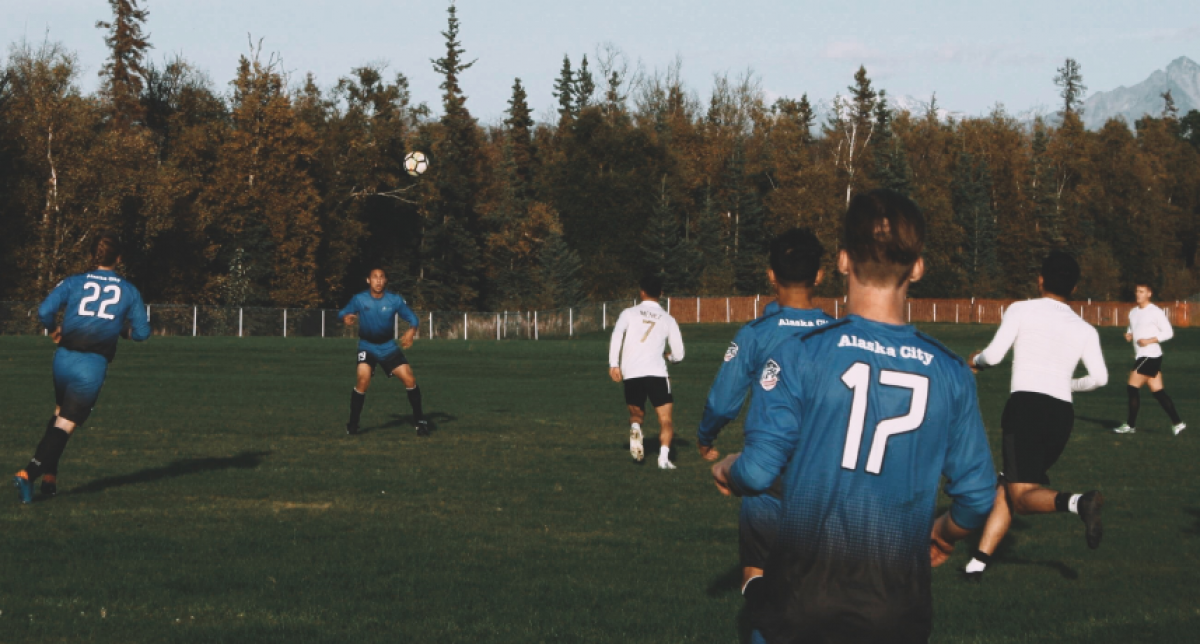 Alaska City FC prepare for the inaugural Last Frontier season and take on Falcons FC in an exhibition match