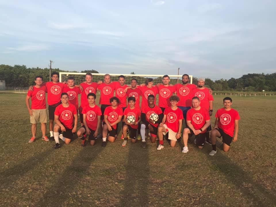 We're as excited to see them play as they are to get out there and to their thing—good luck this fall to Bell County FC!