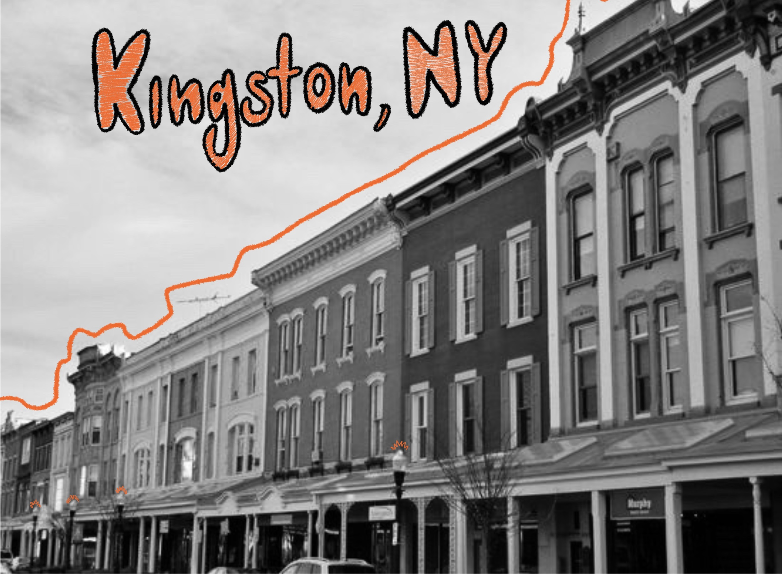 Kingston Stockade take their name from the Stockade District in downtown Kingston, NY.