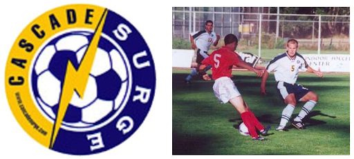 The Cascade Surge were a rarity; a stable club in the constantly growing and changing early days of USISL/USL soccer.