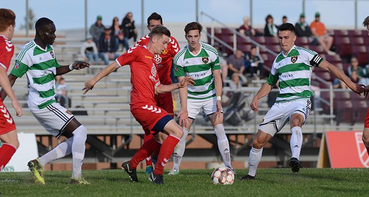 USL League 2 offers a high standard of competition and teams as far away as Calgary, Alberta in Canada travel down to take on the Reds of Lane County, Oregon.