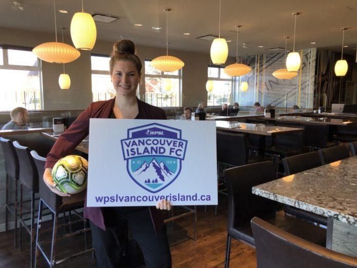 Bin-4-Burgers, a community restaurant, have gone all-in and become a sponsor of their local soccer team.(Photo: Island Independent Sports News)