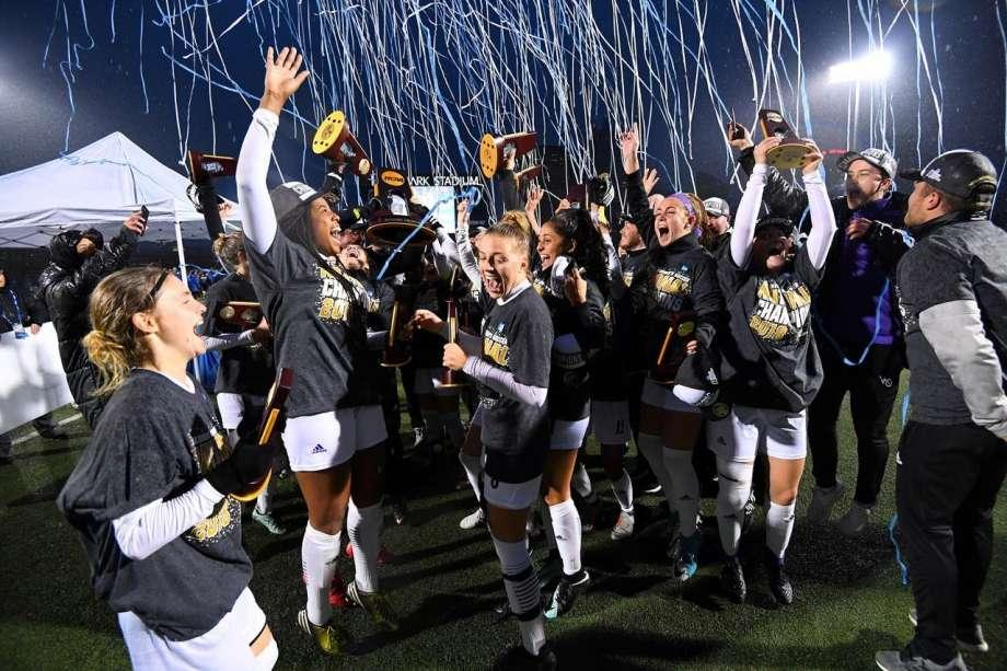 2018 NCAA Div II Champions, University of Bridgeport, have a connection to the history of women's soccer in the United States