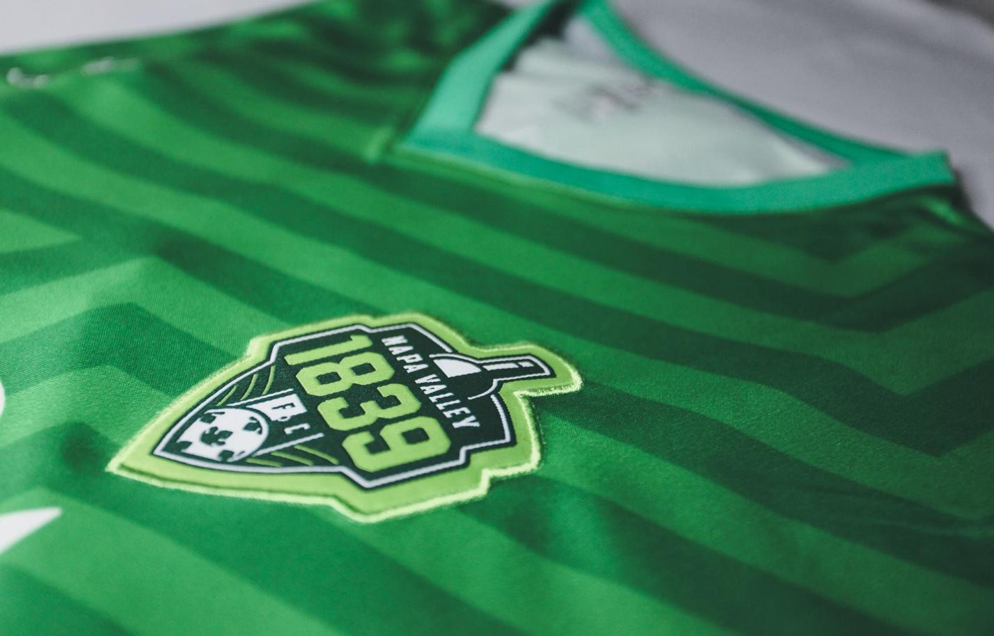 Napa Valley 1839's 2019 Kit is iconic and gorgeous (Photo: Mario Cendejas)
