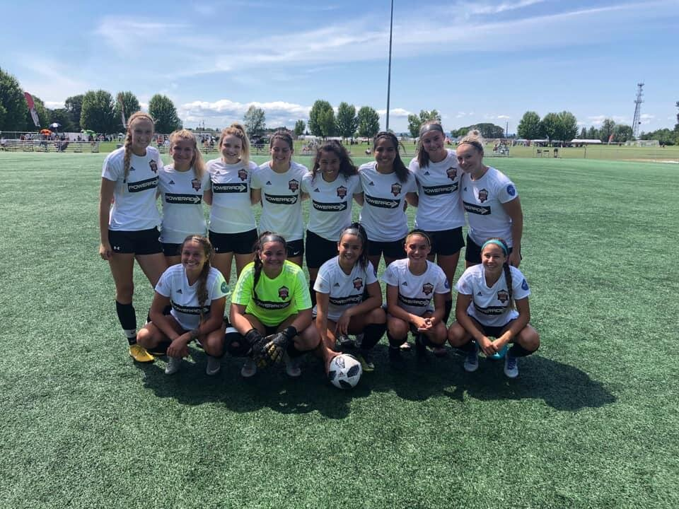 Yakima United's women, and men, source its players from multiple places: Central Washington Sounders youth program, Yakima Valley College and other collegiate programs.