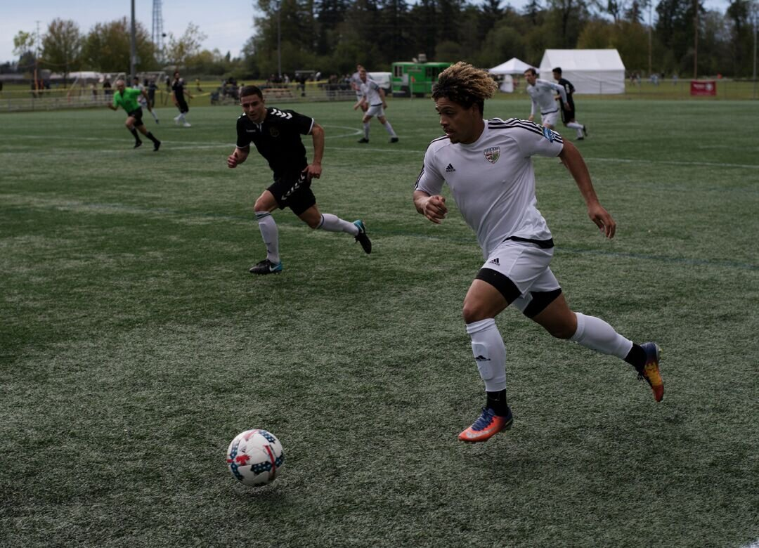Formerly South Sound FC, Washington Premier FC of regional league EPLWA has been seen as far south as Salem, OR for pre-season tournaments against NPSL and USL L-2 sides.