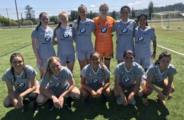 Washington Premier FC's women have been competitive in the NWPL, finishing in playoff positions since the playoffs started.