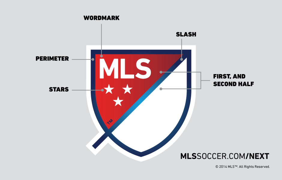 A professional league logo that didn't need an explainer.