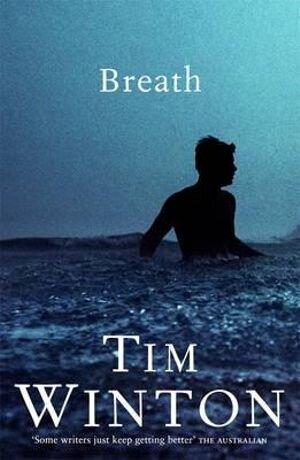 Rohan's favourite book,  Tim Winton's Breath
