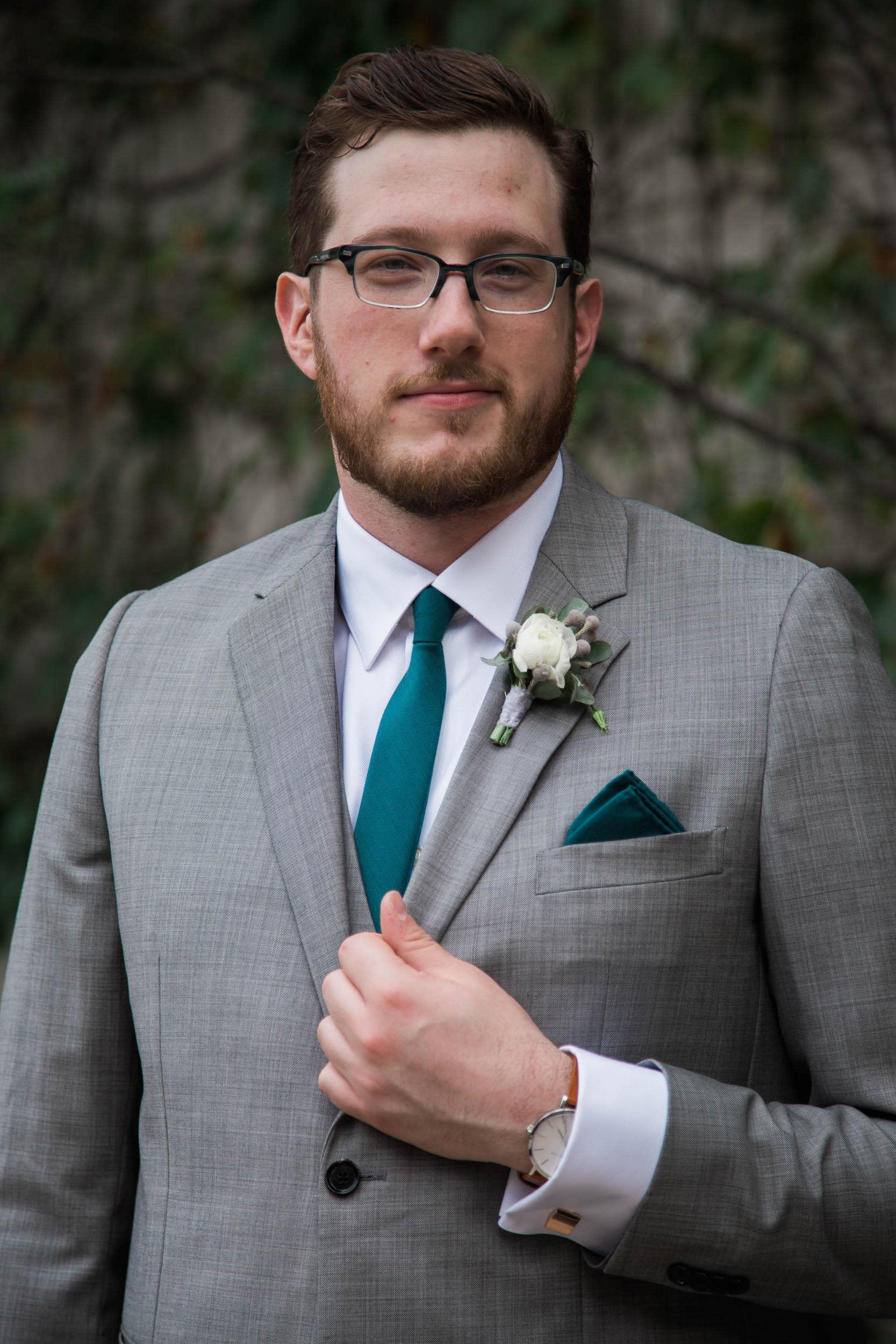 Chicago Wedding - Groom Style