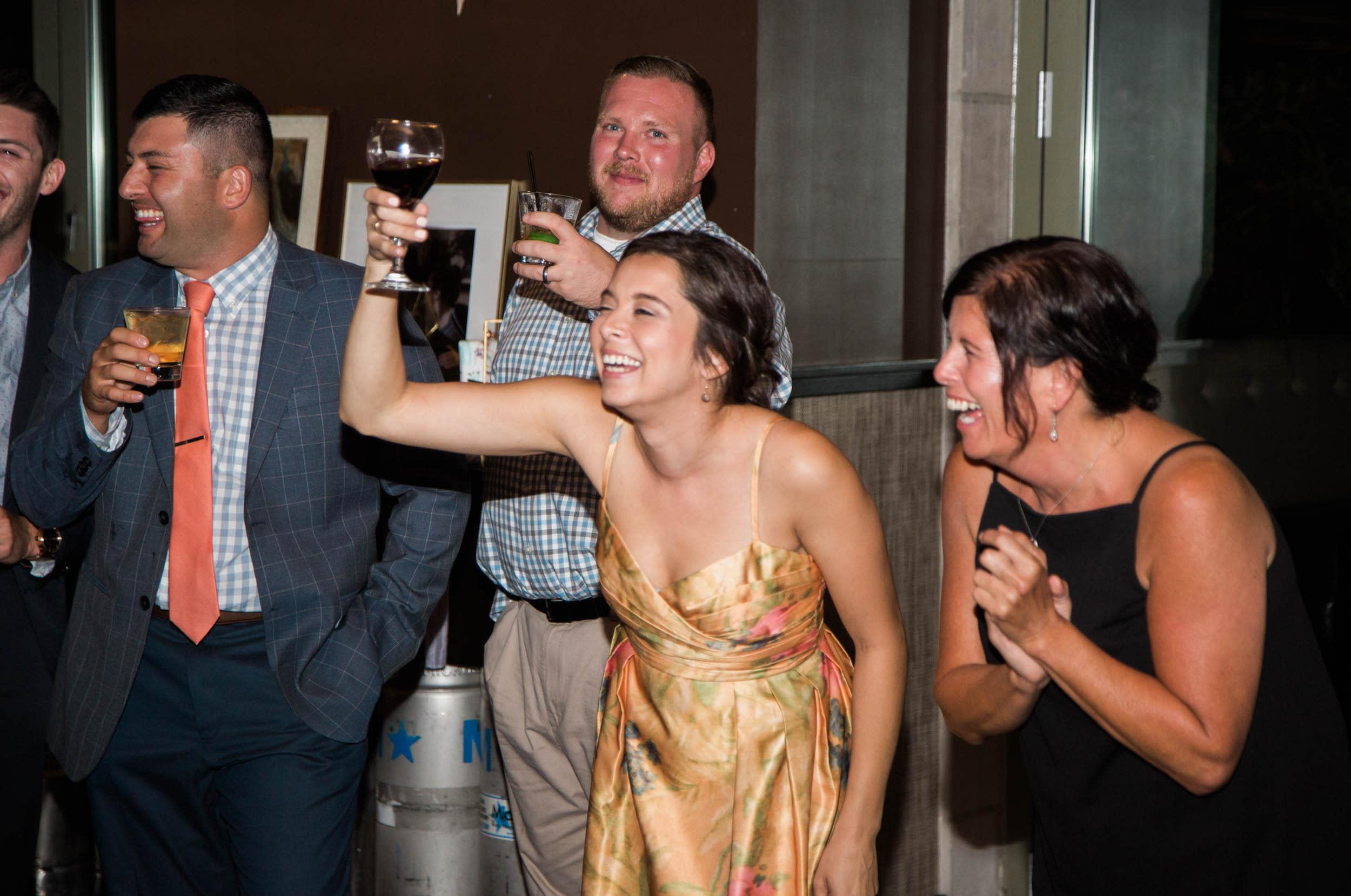 Chicago Wedding- Toasts