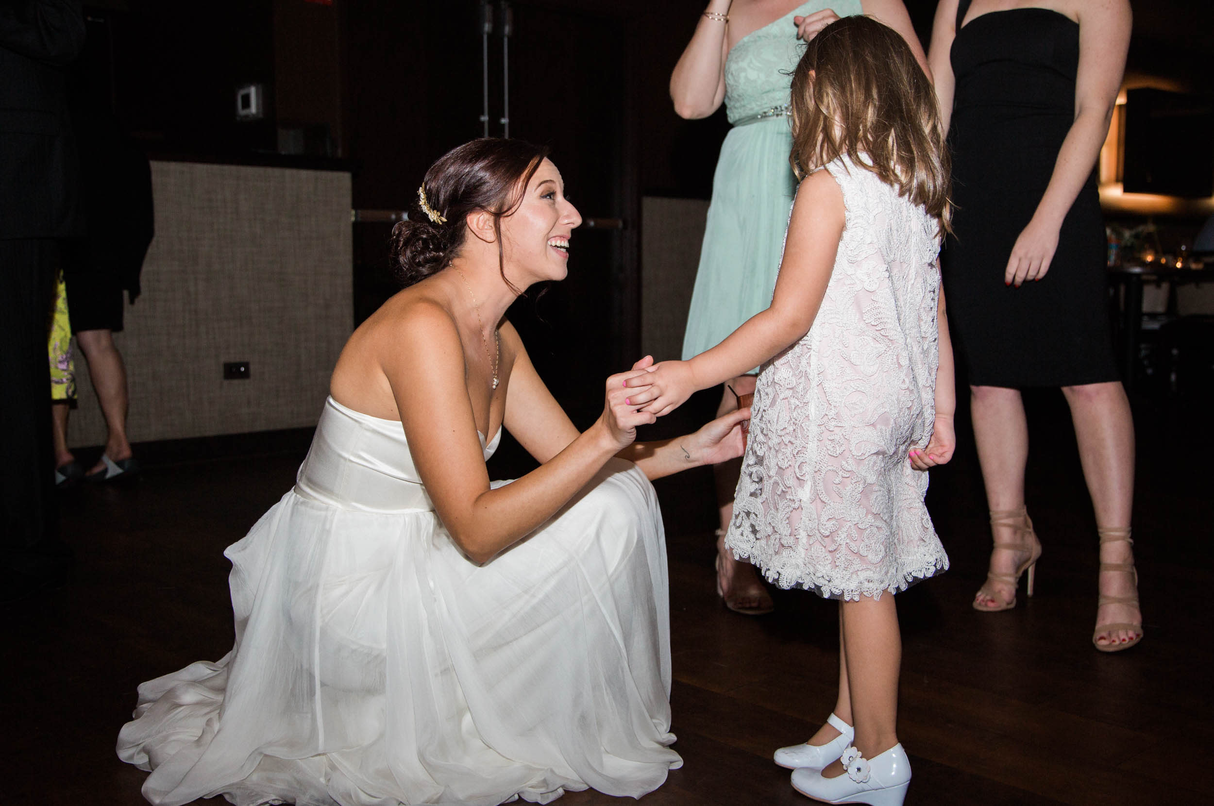 Chicago Wedding- Reception Dancing