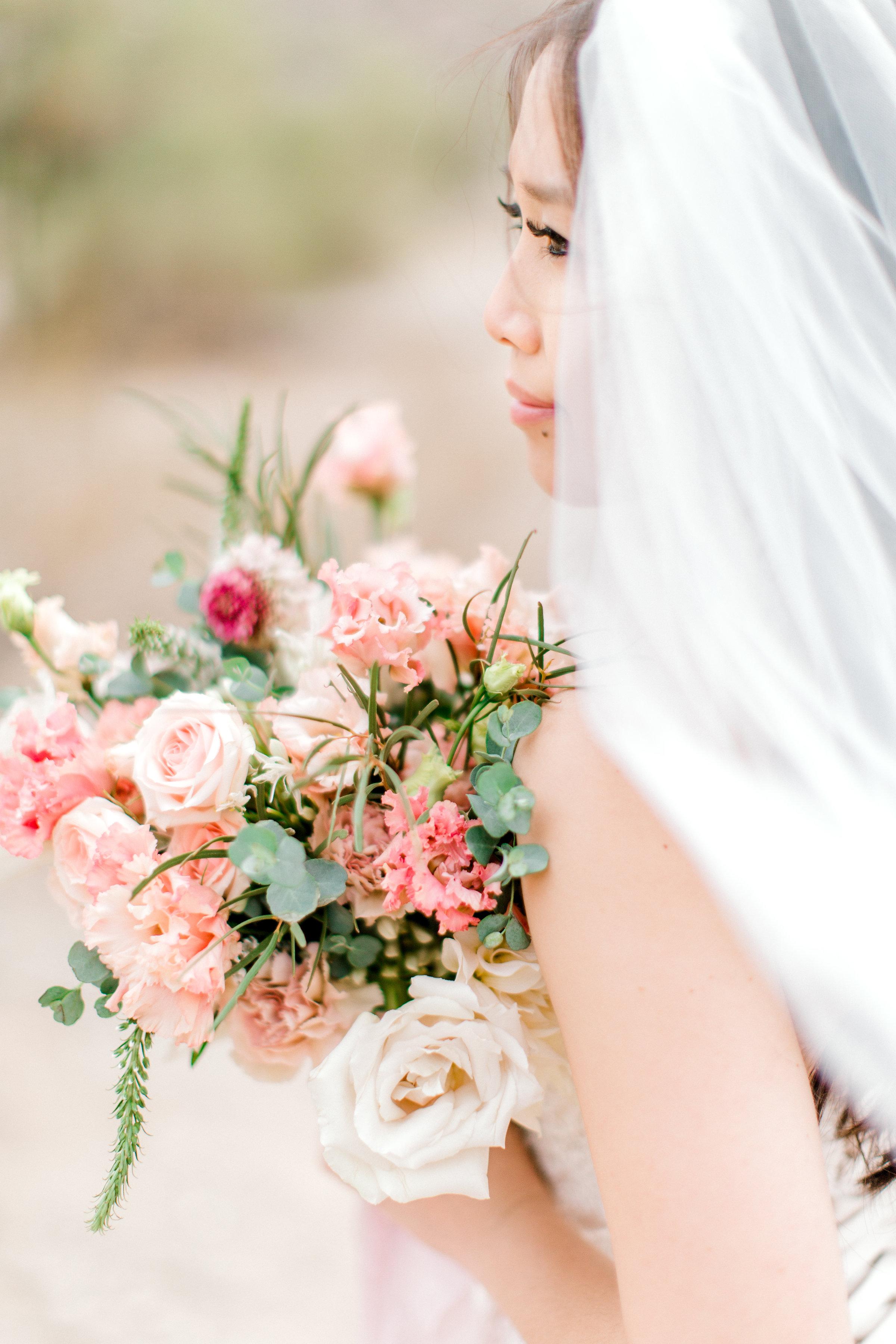 Desert Bridal Inspiration