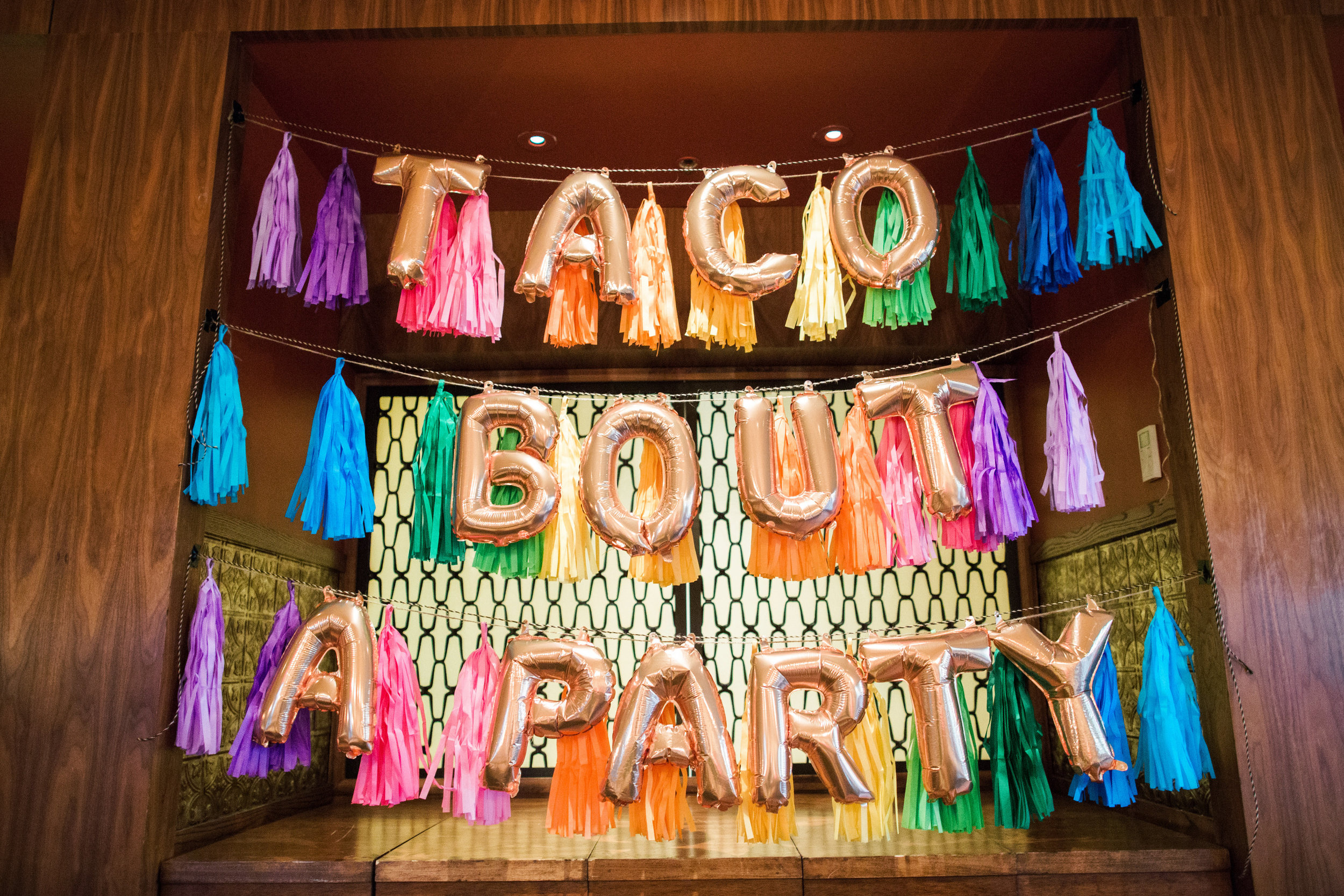 Fiesta Rehearsal Dinner - Taco Bout a Party