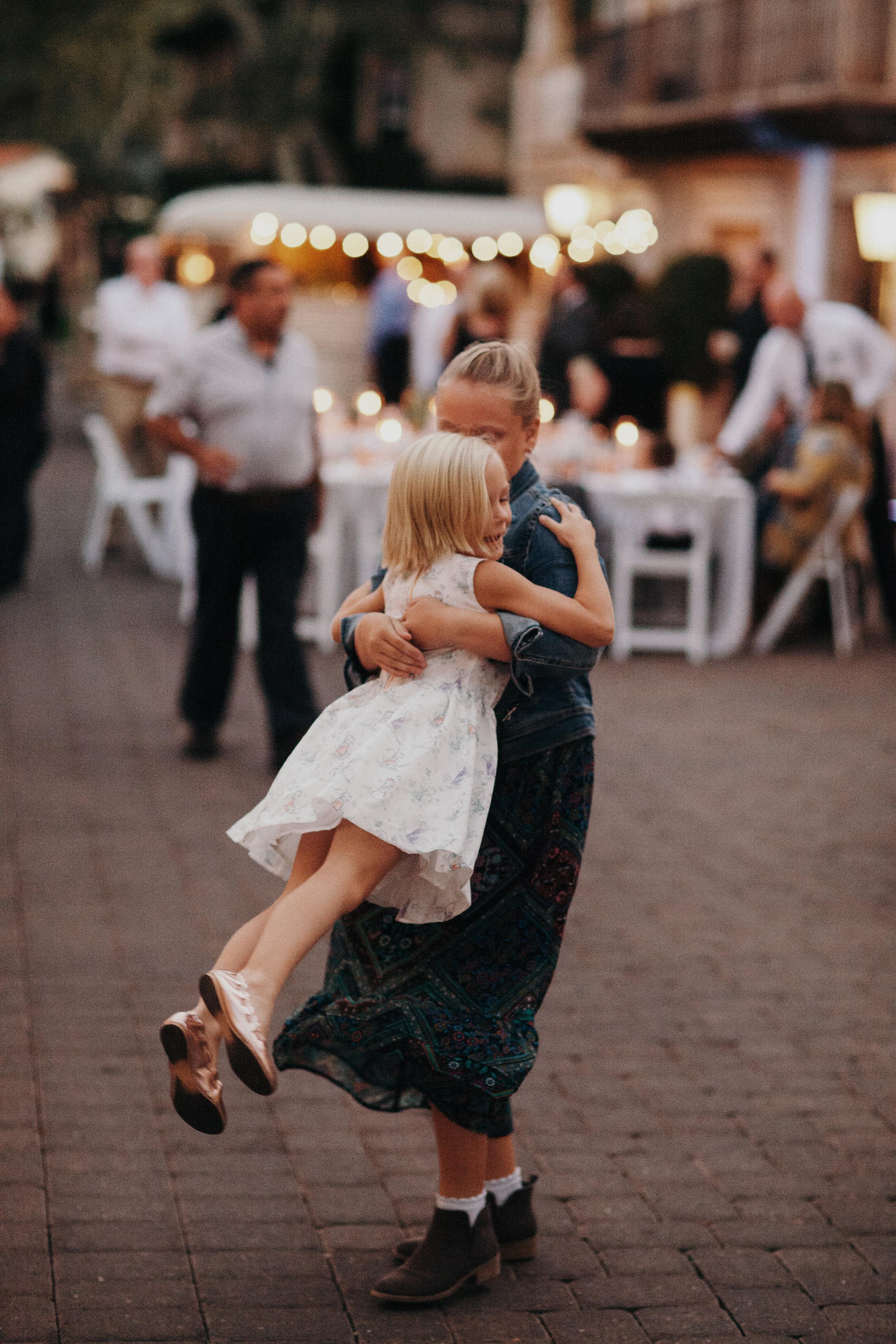Sedona Wedding - Reception Dancing