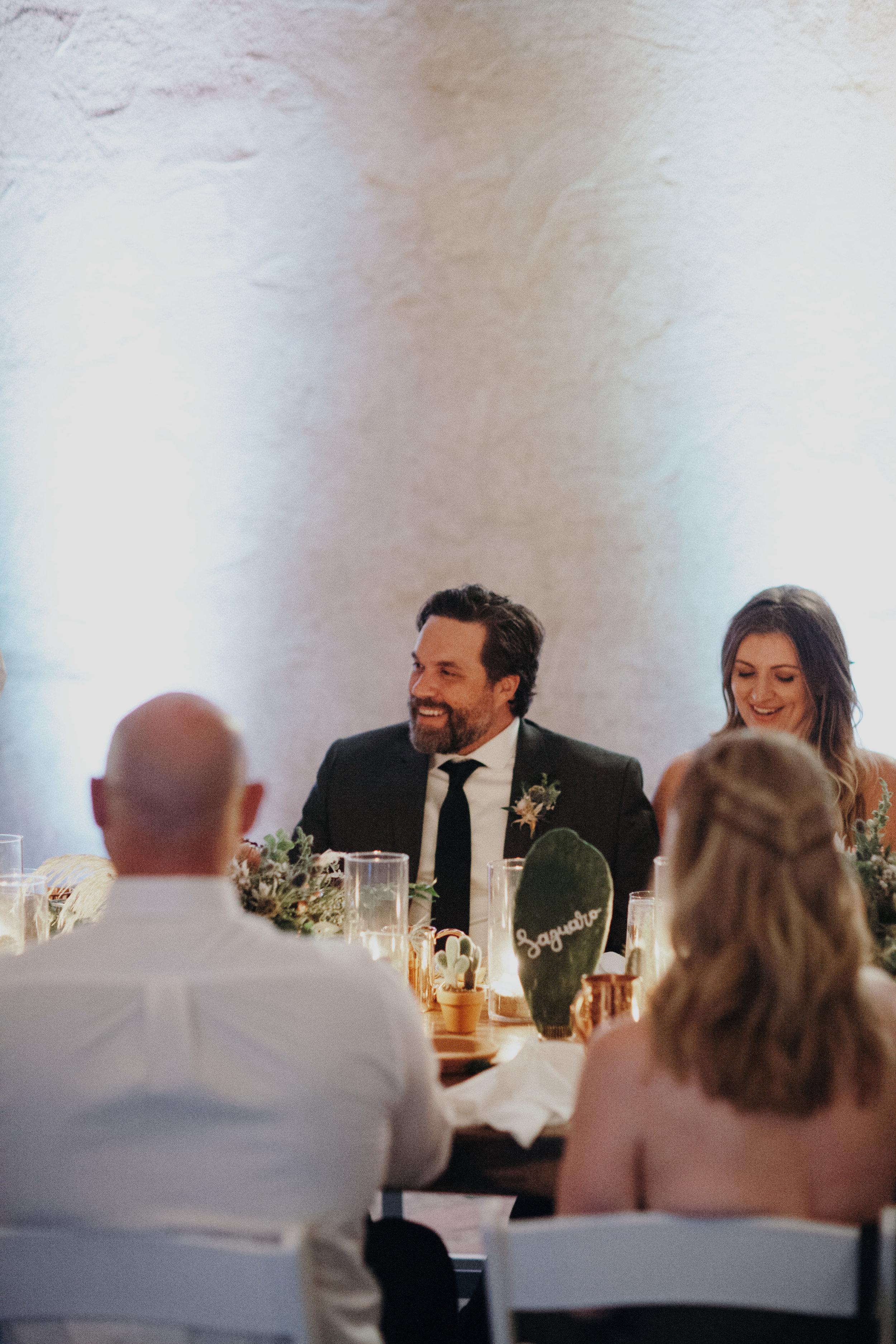 Sedona Wedding - Reception