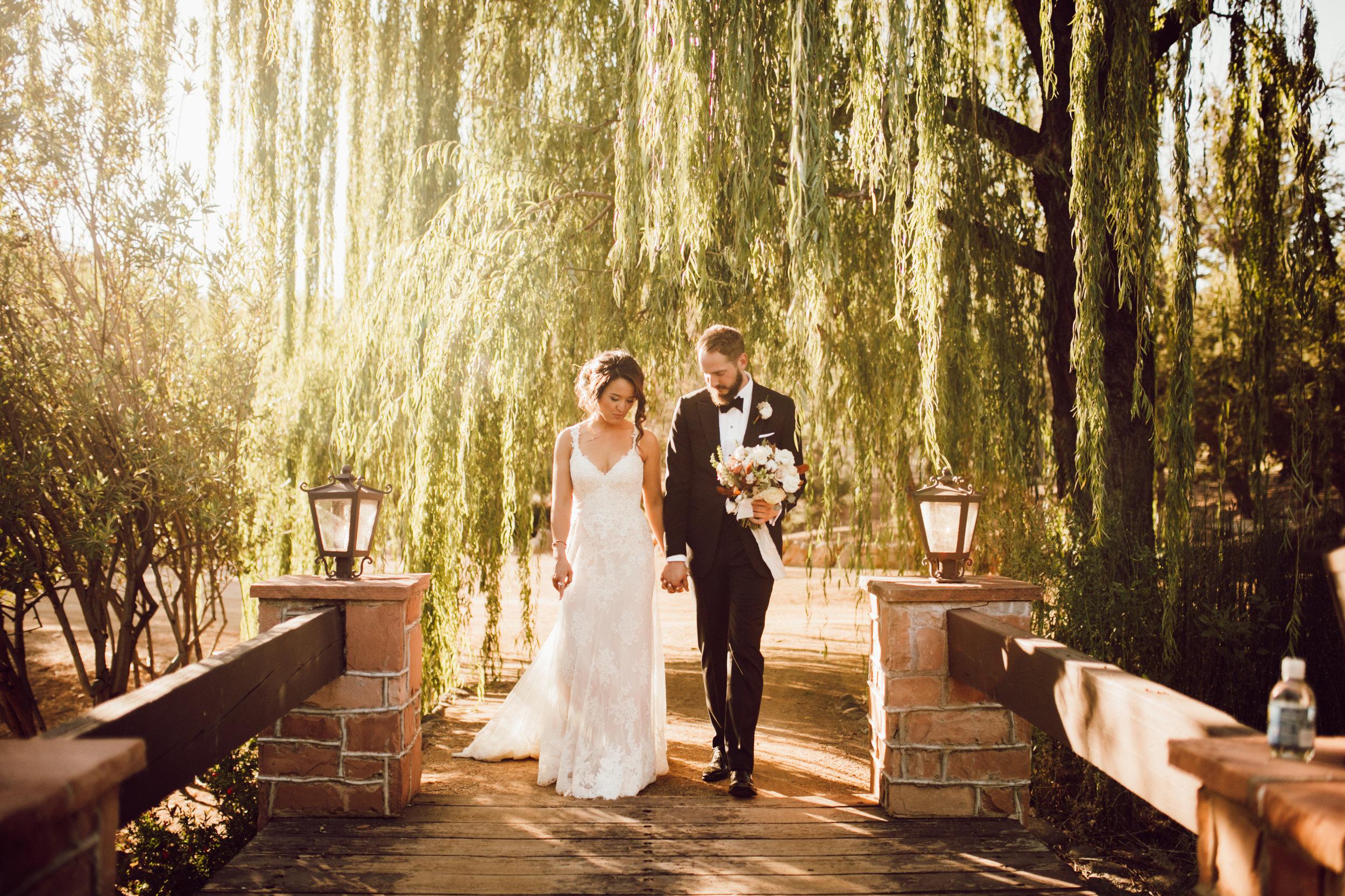 DA Ranch Fall Wedding