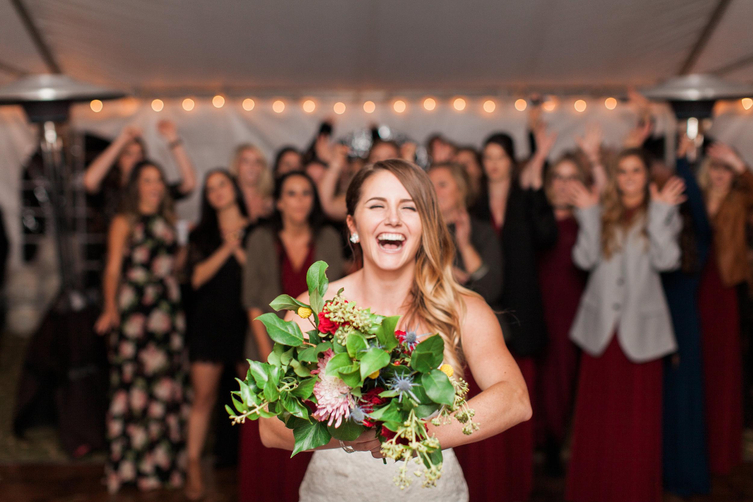 Flagstaff Forest Wedding - Reception