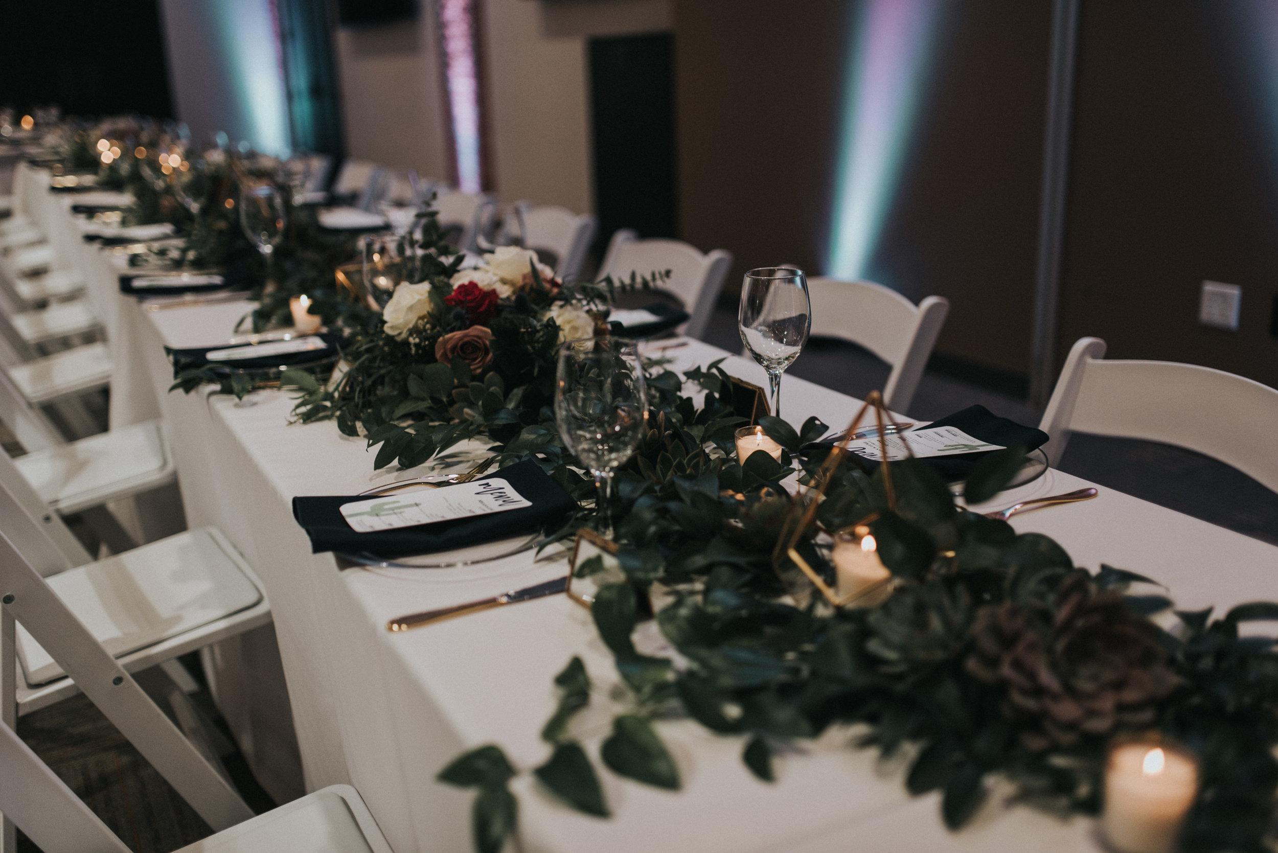 Events on Jackson Wedding Reception
