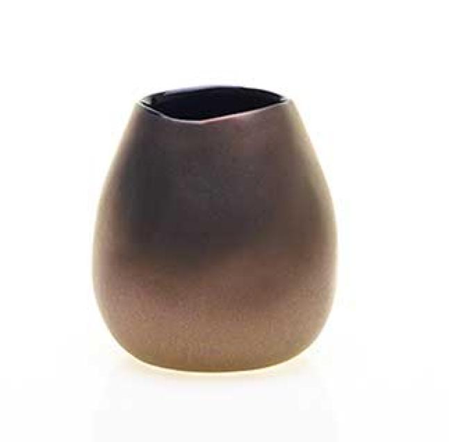 """Sposa Vase 4"""" x 4.25"""""""