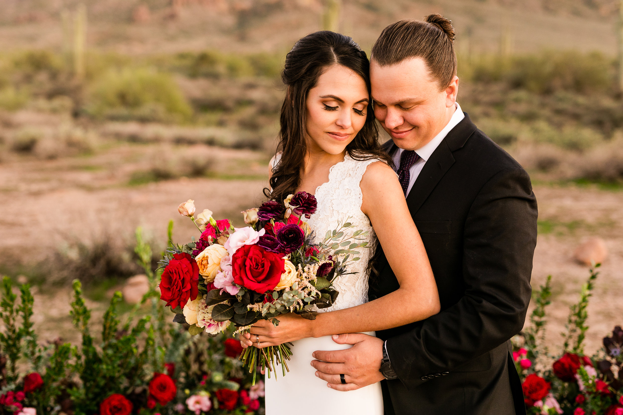 Superstition Mountain Wedding - Small Wedding Inspiration