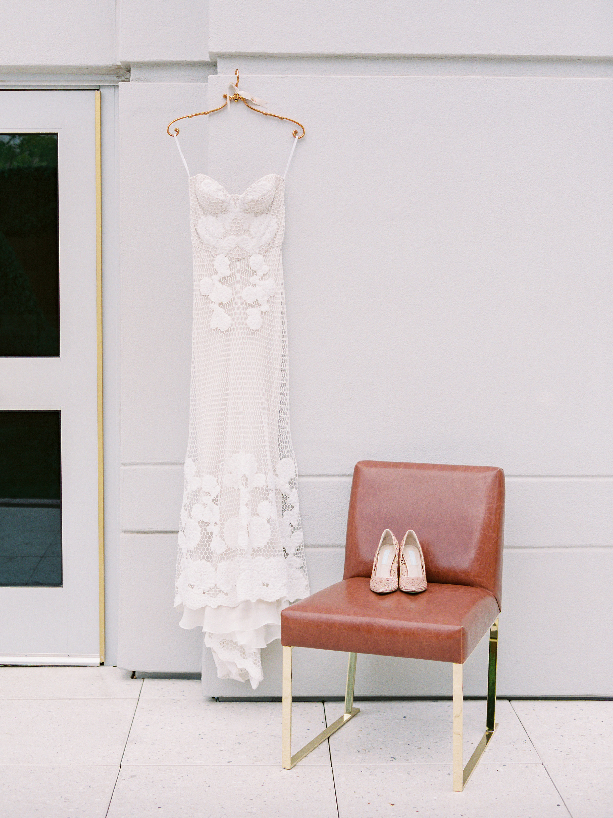 Noelle + Rich's Camby Vow Renewal - Rue de Siene Dress