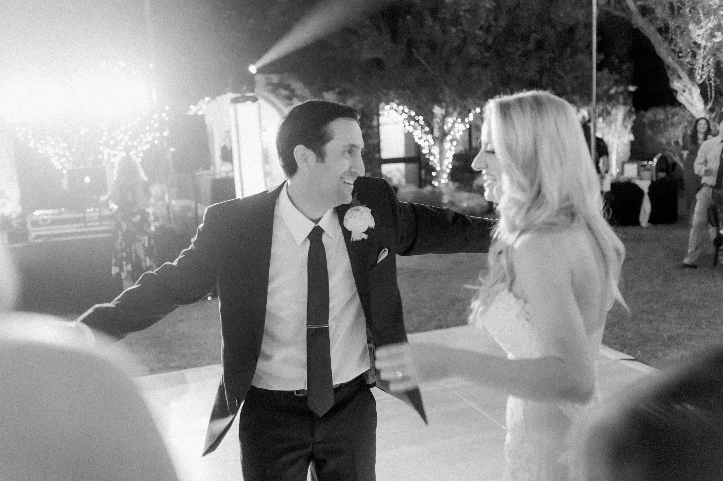 Private Estate Wedding in Phoenix - Reception Dancing