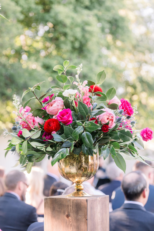 Roxanne and Brandon's El Chorro Wedding - Arizona florist Phoenix scottsdale Mesa chandler Sedona Prescott - Aisle Arrangements