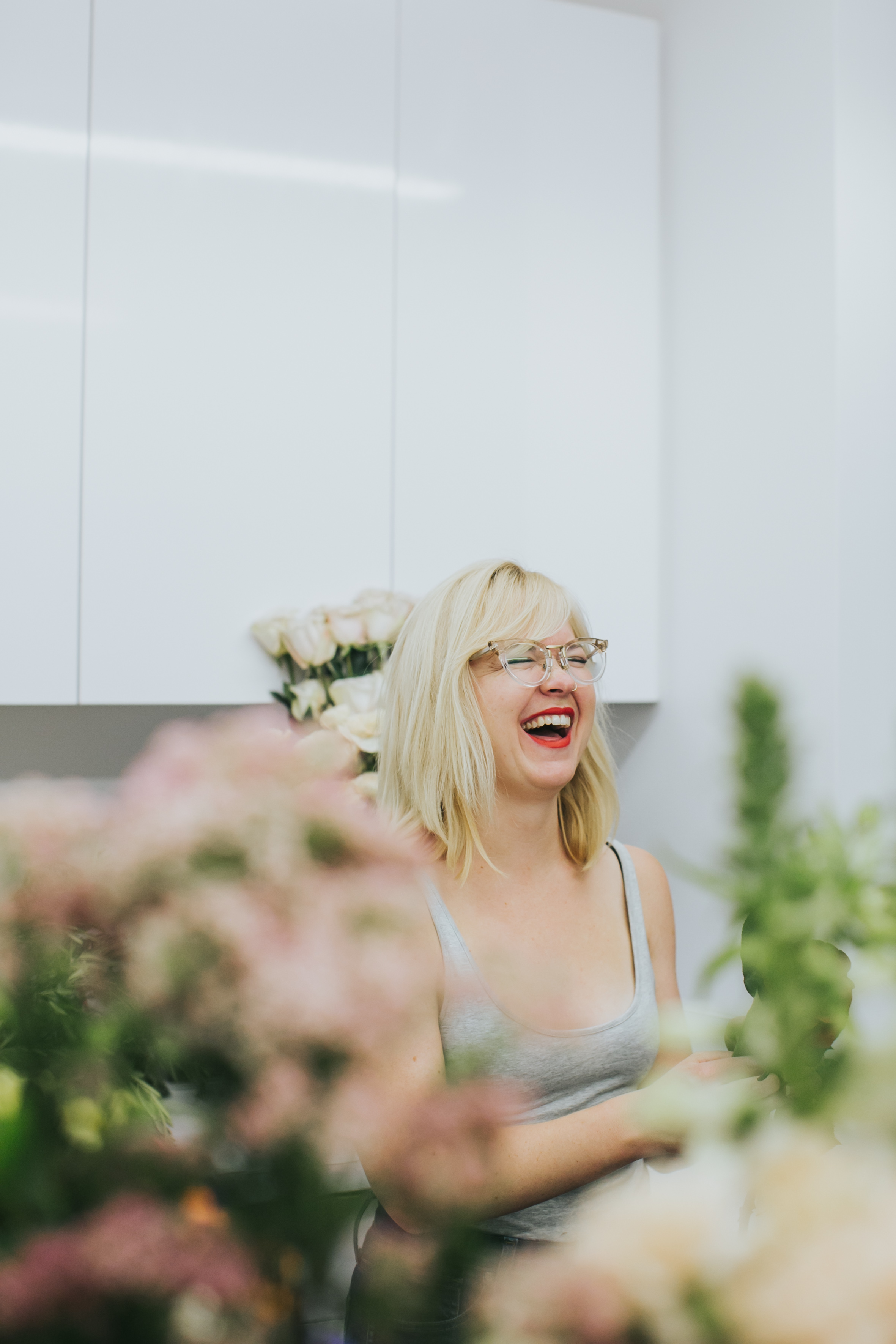 Malori Maeva - Owner at Form Floral