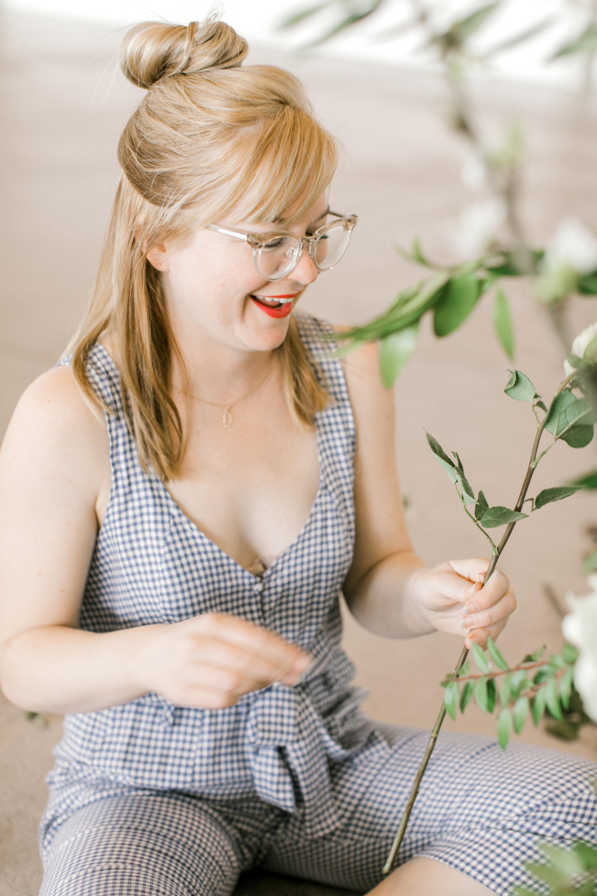 Malori Maeva - Owner of Form Floral